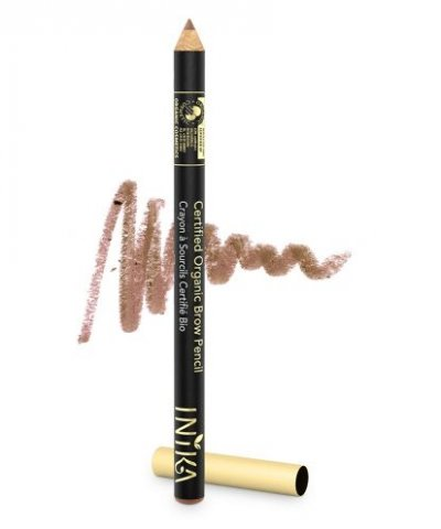 INIKA ORGANIC NATURAL EYEBROW PENCIL – BLONDE BOMBSHELL
