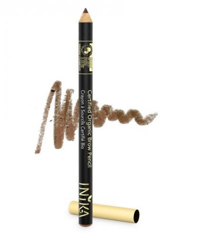 INIKA ORGANIC NATURAL EYEBROW PENCIL – BRUNETTE BEAUTY