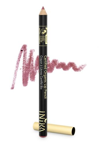INIKA ORGANIC LIP PENCIL – DUSTY ROSE