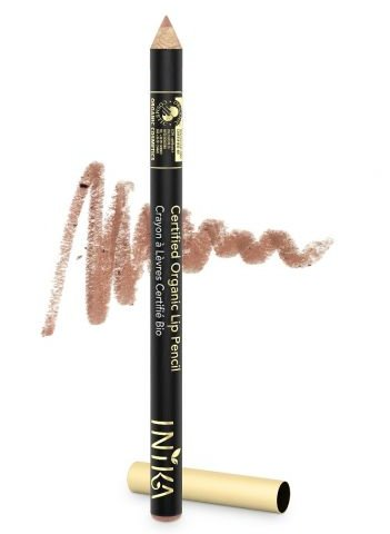 INIKA ORGANIC LIP LINER PENCIL – MOROCCAN ROSE
