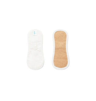JUJU ORGANIC COTTON CLOTH PADS