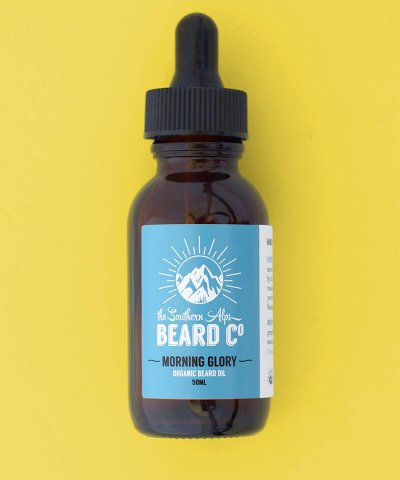 THE SOUTHERN ALPS BEARD OIL – MORNING GLORY