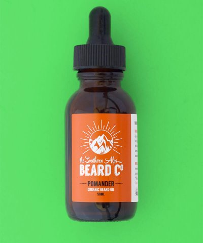 THE SOUTHERN ALPS BEARD OIL – POMANDER