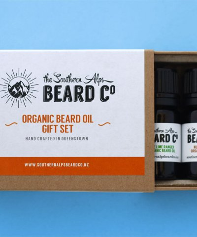 THE SOUTHERN ALPS BEARD OIL – GIFT SET