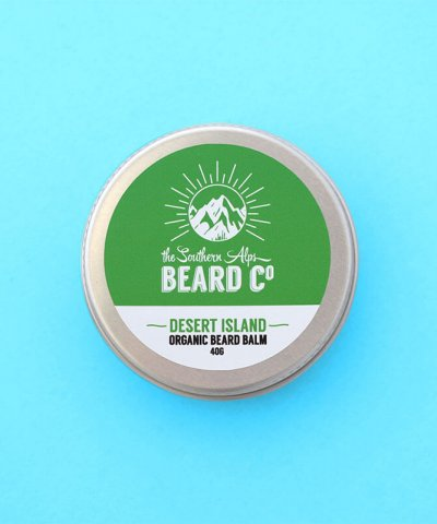 THE SOUTHERN ALPS BEARD BALM – DESERT ISLAND