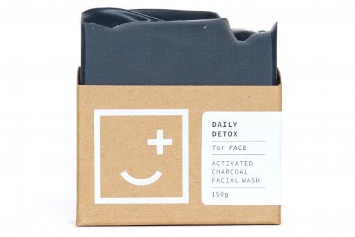FAIR + SQUARE SOAPERY – DAILY DETOX FACE + BODY WASH