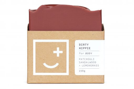 FAIR & SQUARE SOAPERY – DIRTY HIPPIE