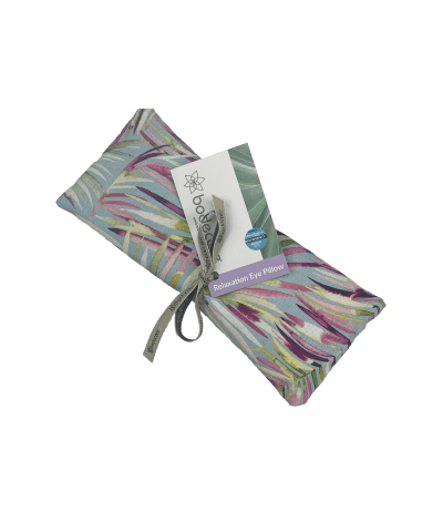 Bodecare Lavender Eye Pillow - Pink Palm