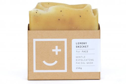 FAIR & SQUARE SOAPERY – LEMONY SNICKET