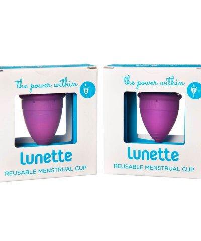 LUNETTE MENSTRUAL CUP – VIOLET