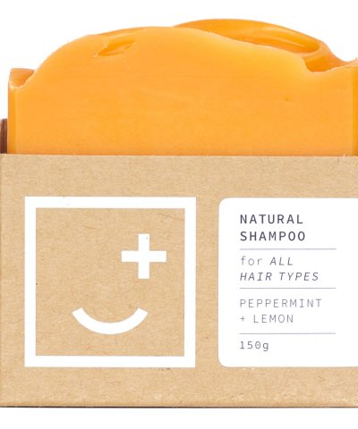 FAIR + SQUARE SOAPERY – SHAMPOO BAR