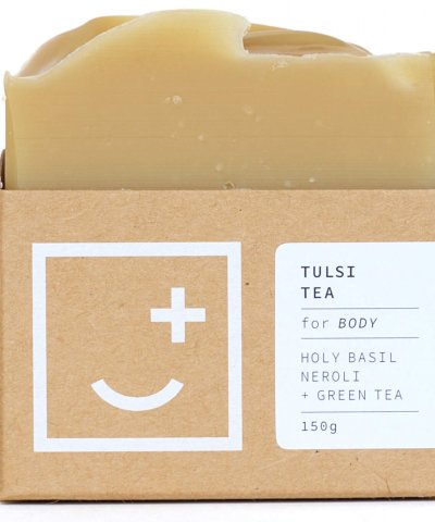 FAIR & SQUARE SOAPERY – TULSI TEA
