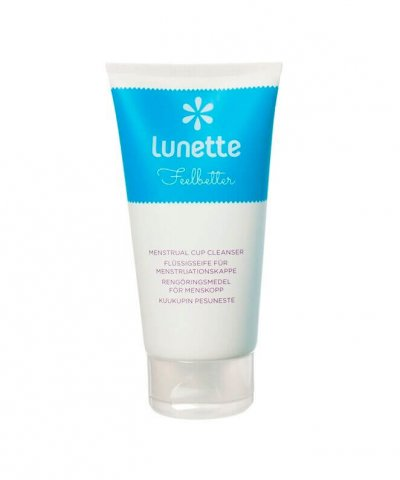 LUNETTE FEEL BETTER MENSTRUAL CUP WASH