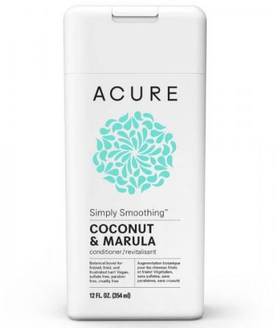 ACURE ORGANICS SIMPLY SMOOTHING CONDITIONER – WITH COCONUT & MARULA