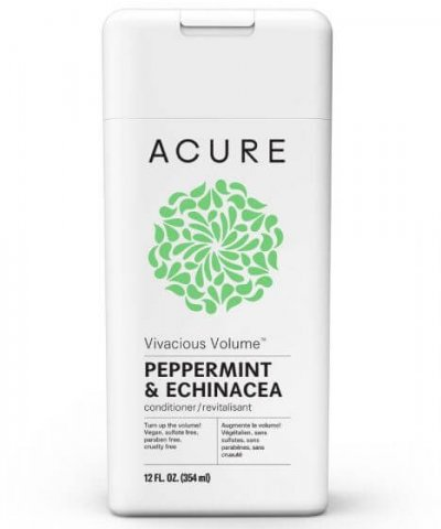 ACURE ORGANICS VIVACIOUS VOLUME CONDITIONER – WITH PEPPERMINT & ECHINACEA