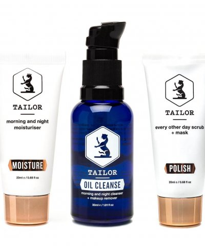TAILOR SKINCARE MINI KIT