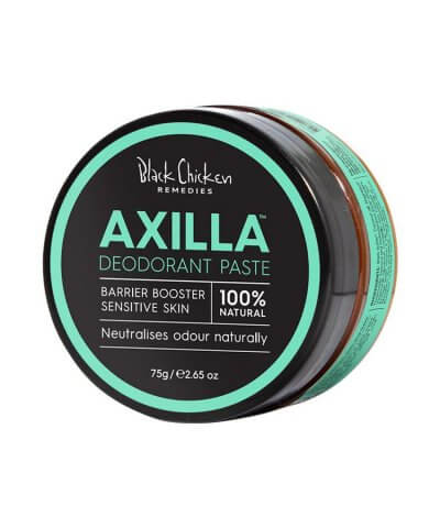 Black Chicken Remedies Axilla Deodorant Paste Barrier Booster