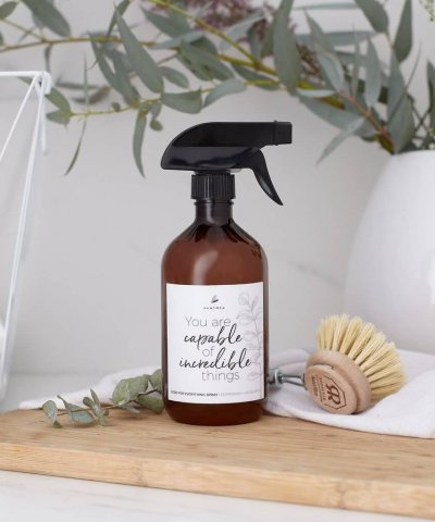 SANTOSA GOOD FOR EVERYTHING SPRAY – PEPPERMINT + EUCALYPTUS