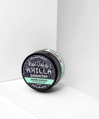 BLACK CHICKEN REMEDIES AXILLA DEODORANT PASTE *BARRIER BOOSTER FOR SENSITIVE SKIN*