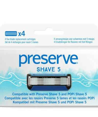 Shave 5 Replacement Blades