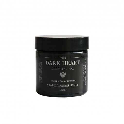 THE DARK HEART BEARD CO. – ARABICA FACIAL SCRUB