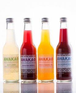 AWAKA Sparkling Cocont Water