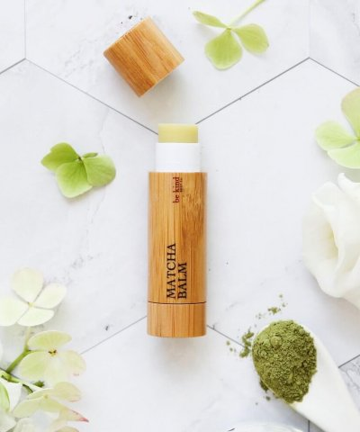 BE KIND BODY CO. – ORGANIC MATCHA BALM