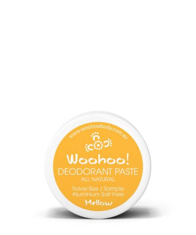 WOOHOO! DEODORANT PASTE – MELLOW – SENSITIVE