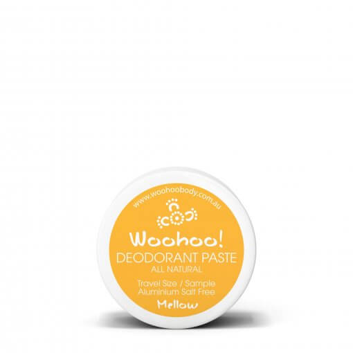 WOOHOO! DEODORANT PASTE – MELLOW
