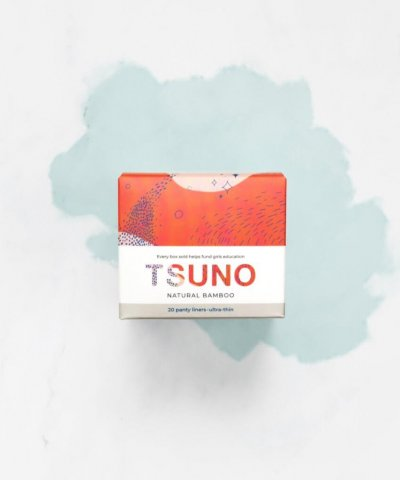 TSUNO PANTY LINERS *50% TO CHARITY*