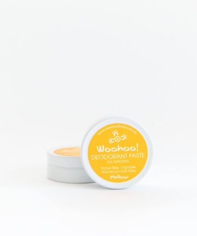 WOOHOO! DEODORANT PASTE (MELLOW)