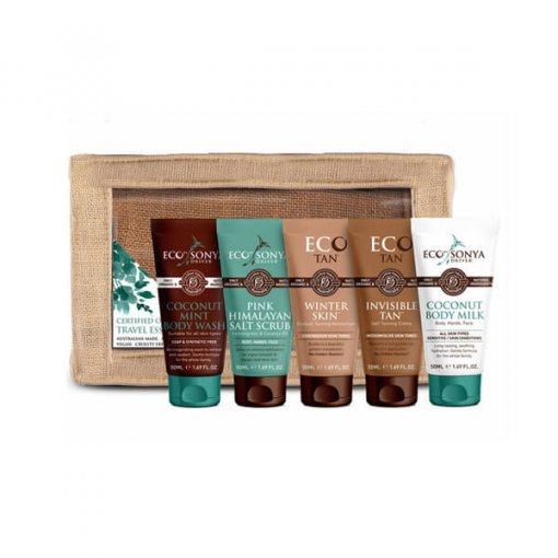ECO TAN & ECO BY SONYA – TRAVEL ESSENTIALS PACK