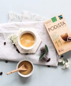 Podista Biodegradable Coffee Pods
