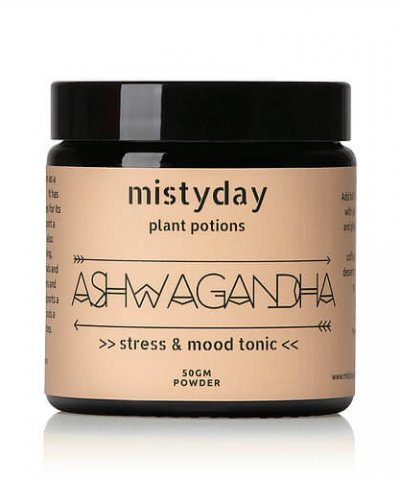 MISTY DAY PLANT POTIONS ASHWAGANDHA POWDER