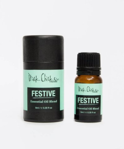 BLACK CHICKEN REMEDIES ESSENTIAL OIL BLEND – FESTIVE