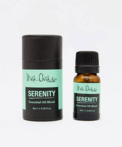 BLACK CHICKEN REMEDIES ESSENTIAL OIL BLEND – SERENITY