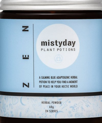 MISTY DAY PLANT POTIONS ZEN BREW