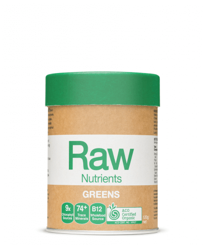 Amazonia Raw Nutrients - Greens