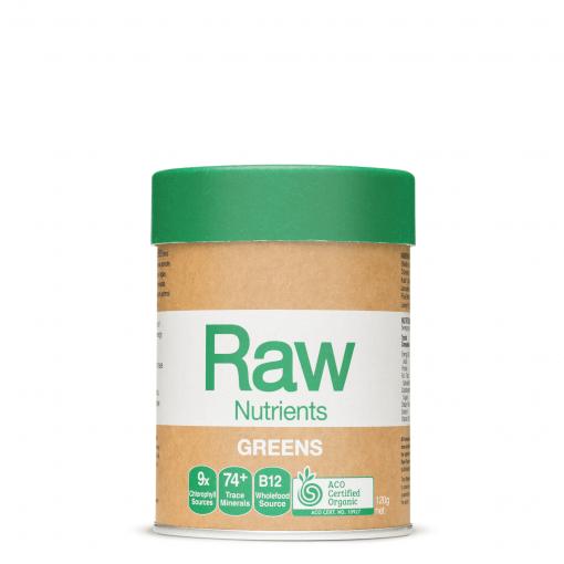 Amazonia Raw Nutrients - Greens
