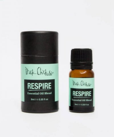 BLACK CHICKEN REMEDIES ESSENTIAL OIL BLEND – RESPIRE