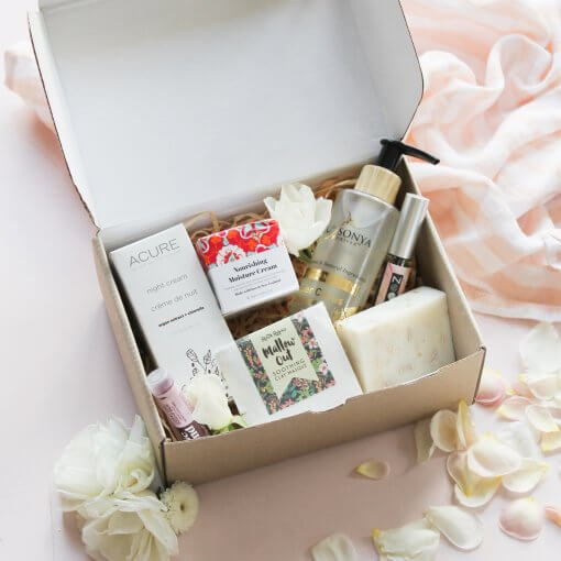 OH NATURAL CURATED GIFT BOX