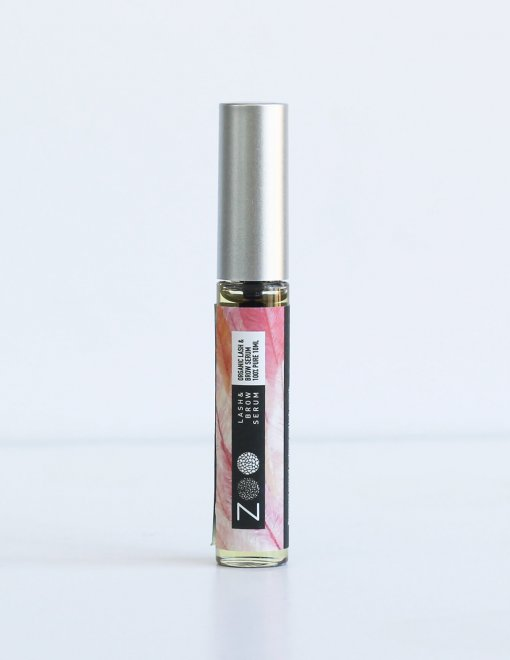 ZOO ORGANIC LASH & BROW SERUM *50c towards The Orangutan Project NZ*