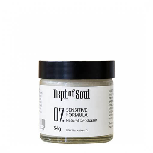 DEPT. OF SOUL DEODORANT – NO. 07 (SENSITIVE)