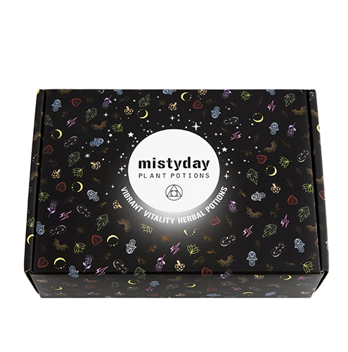 Misty Day Plant Potions Gift Box Mini Size Products