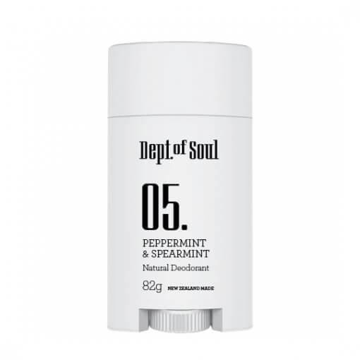 DEPT. OF SOUL DEODORANT – NO. 05 (PEPPERMINT & SPEARMINT)