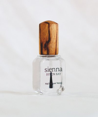 SIENNA NON TOXIC NAIL POLISH – LIGHTNING TOP COAT