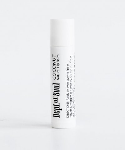 DEPT. OF SOUL LIP BALM – COCONUT