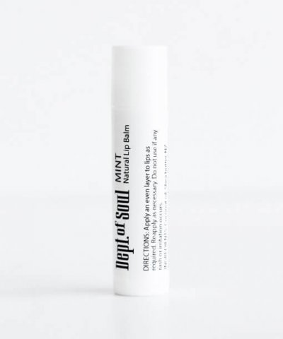 DEPT. OF SOUL LIP BALM – MINT