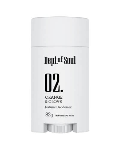 DEPT. OF SOUL DEODORANT – NO. 02 (ORANGE & CLOVE)