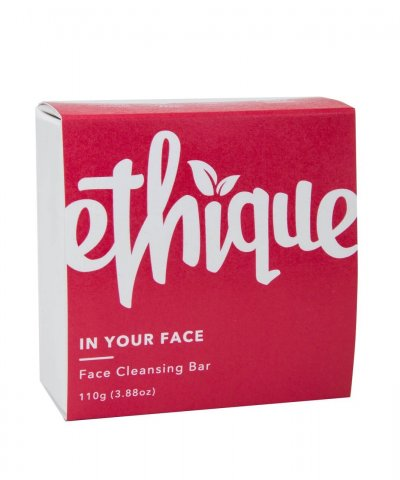 ETHIQUE 'IN YOUR FACE' CLEANSER FOR OILY – NORMAL SKIN